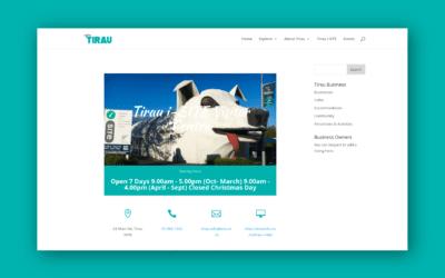 Tirau Info